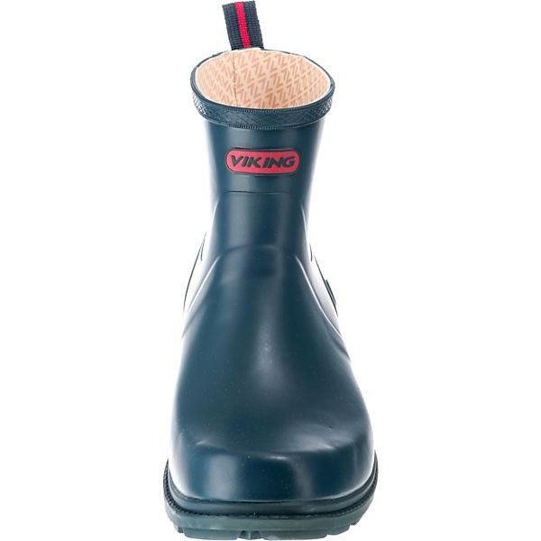 VIKING, Noble Gute Gummistiefel, blau  Gute Noble Qualität beliebte Schuhe 02fc5a