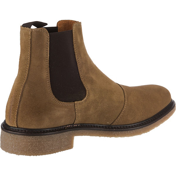 Zign, 6646 Chelsea Boots,  sand  Boots,  18bcac