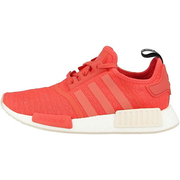 adidas rot W R1 NMD Sneakers Low Originals pzqpHZw7