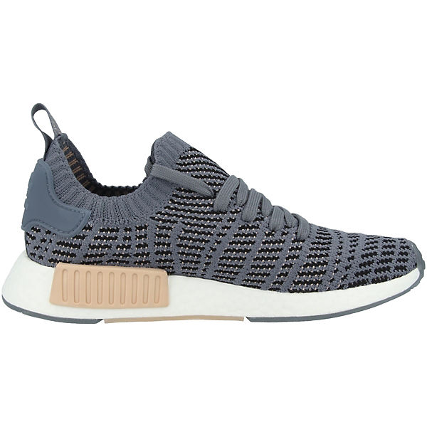 Low blau NMD Primeknit adidas R1 STLT Originals Sneakers nz8wYSCP