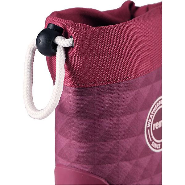Gutes Angebot Reima  Gummistiefel Loitsu für Mädchen  pink