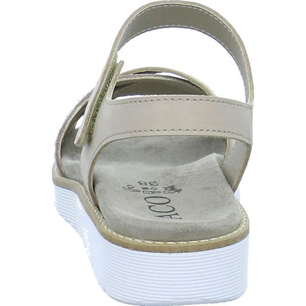 Aco, Nora 03 Klassische Sandalen, rosa/grau  Gute Qualität beliebte Schuhe