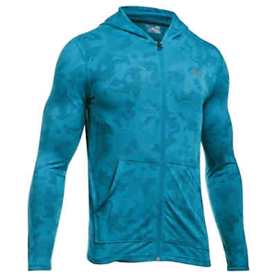 Threadborne Siro Fitted Full Zip Sweatjacken