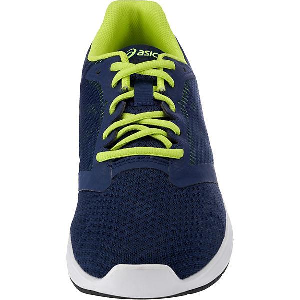 ASICS, PATRIOT 10 Qualität Laufschuhe, blau/gelb  Gute Qualität 10 beliebte Schuhe 5811cd