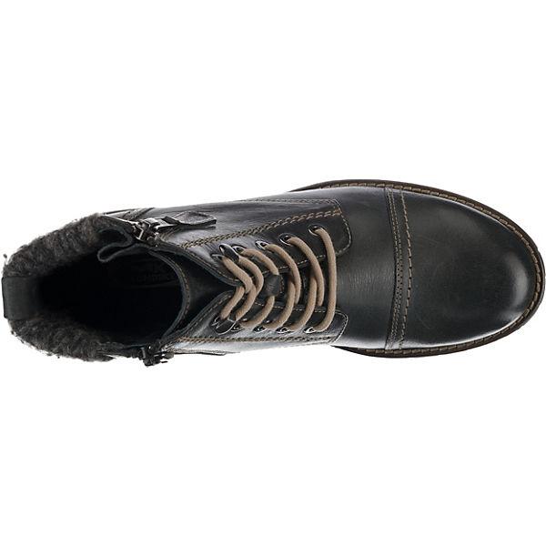 Klondike,  Winterstiefeletten, blau  Klondike, Gute Qualität beliebte Schuhe b5c6b8