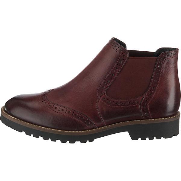 Klondike, Chelsea Boots, Boots, Chelsea bordeaux   d1f377