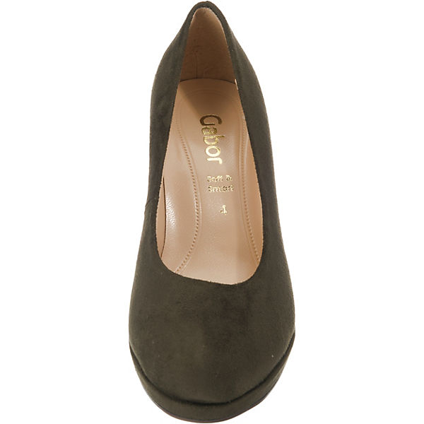 Gabor, Klassische Pumps, grün beliebte  Gute Qualität beliebte grün Schuhe 489f05