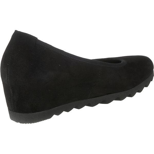 Gabor, Klassische Pumps, schwarz beliebte  Gute Qualität beliebte schwarz Schuhe 6199dc