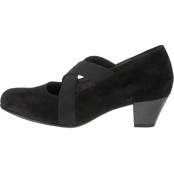 Gabor,  Klassische Pumps, schwarz  Gabor, Gute Qualität beliebte Schuhe 347b02