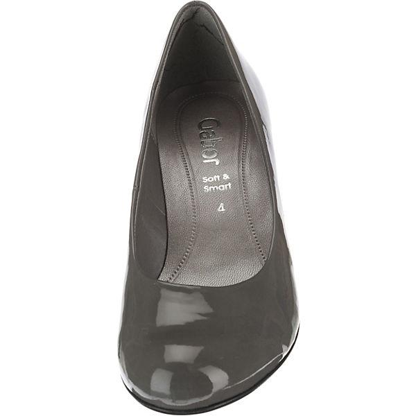Gabor,  Klassische Pumps, hellgrau  Gabor, Gute Qualität beliebte Schuhe f2f18b