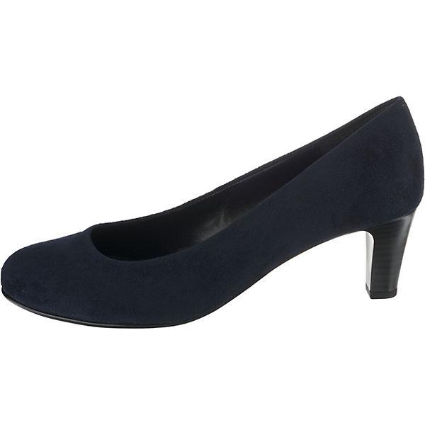 Gabor, Klassische Pumps, beliebte dunkelblau  Gute Qualität beliebte Pumps, Schuhe bbe777