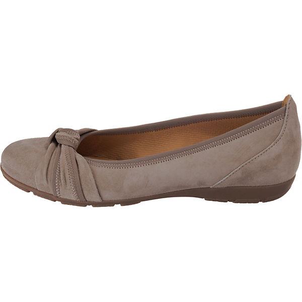Gabor, Klassische Ballerinas, braun beliebte  Gute Qualität beliebte braun Schuhe 09b963