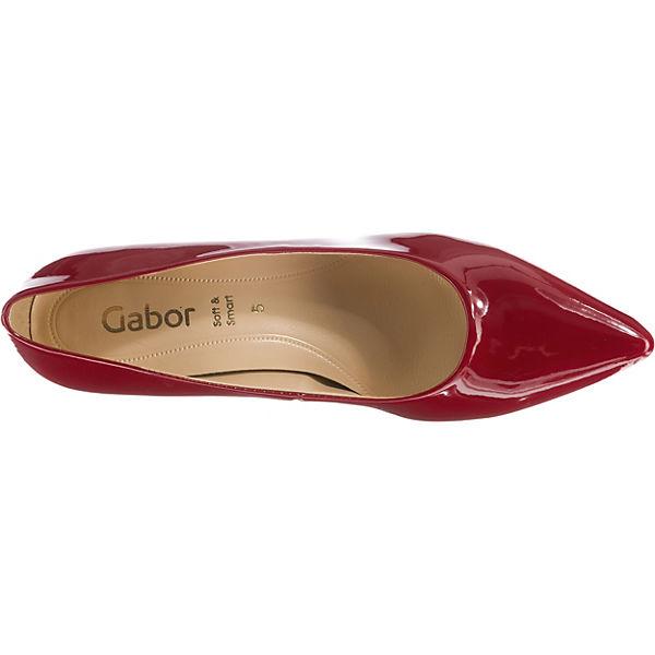 Gabor Klassische Pumps rot  Gute Qualität beliebte Schuhe Schuhe Schuhe c84d23
