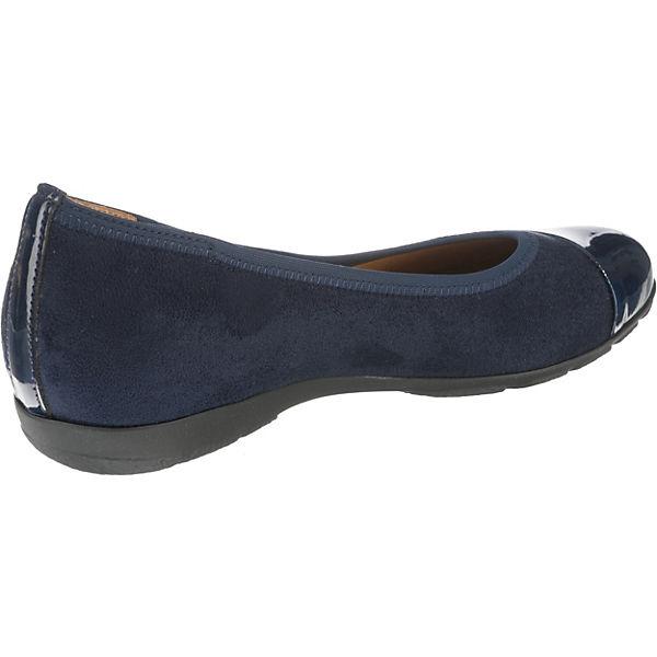 Gabor, Klassische Ballerinas, blau  Gute Qualität beliebte beliebte beliebte Schuhe d8ddac