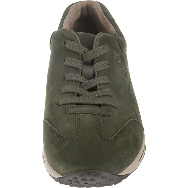 Gabor Sneakers Low Qualität grün  Gute Qualität Low beliebte Schuhe b54c5b