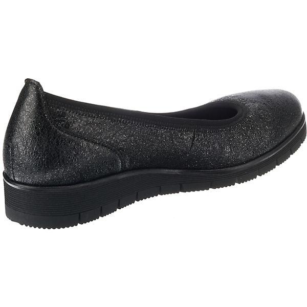 Gabor Klassische Ballerinas beliebte schwarz  Gute Qualität beliebte Ballerinas Schuhe dc70f4