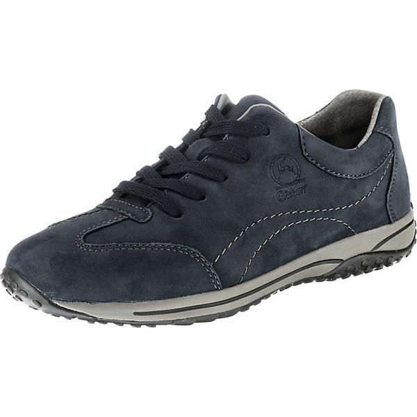 Sneakers Low blau Low Sneakers Gabor Gabor HOOUB