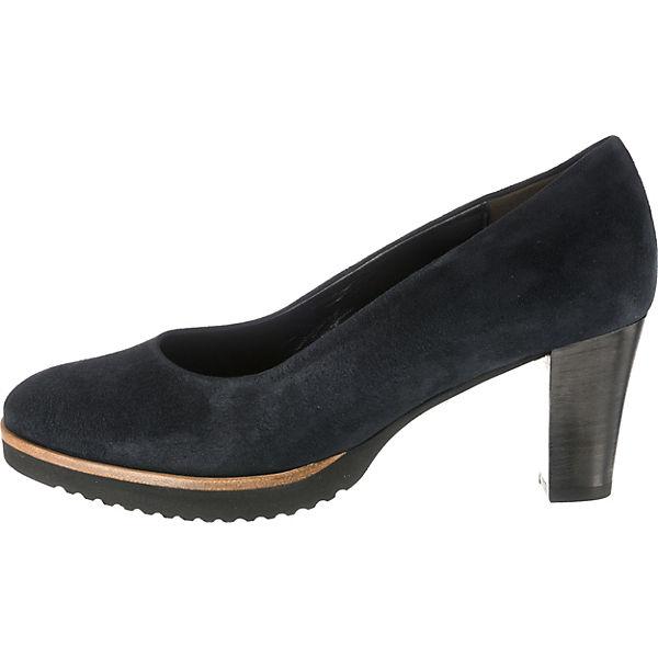 Gabor, Klassische Pumps, blau beliebte  Gute Qualität beliebte blau Schuhe 20f1ba