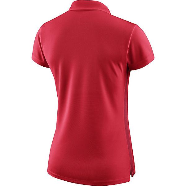Nike Performance Poloshirt rot Nike Poloshirt Nike Performance rot rtqnrxWz17