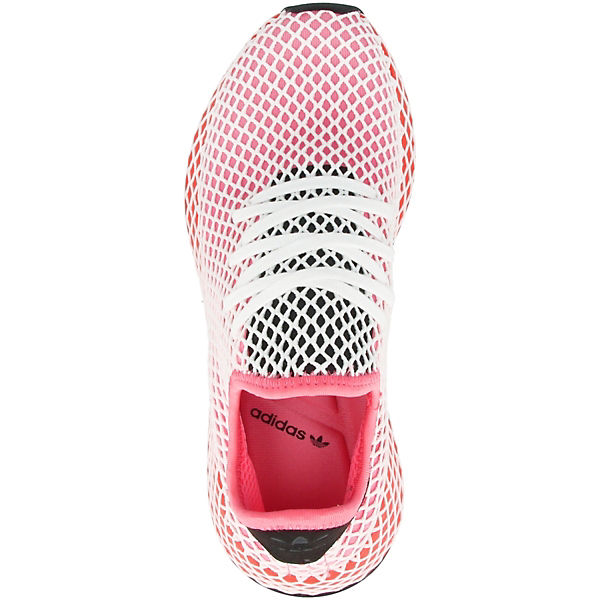 Originals Runner Deerupt rosa Sneakers adidas Low wFPa6OqZZ