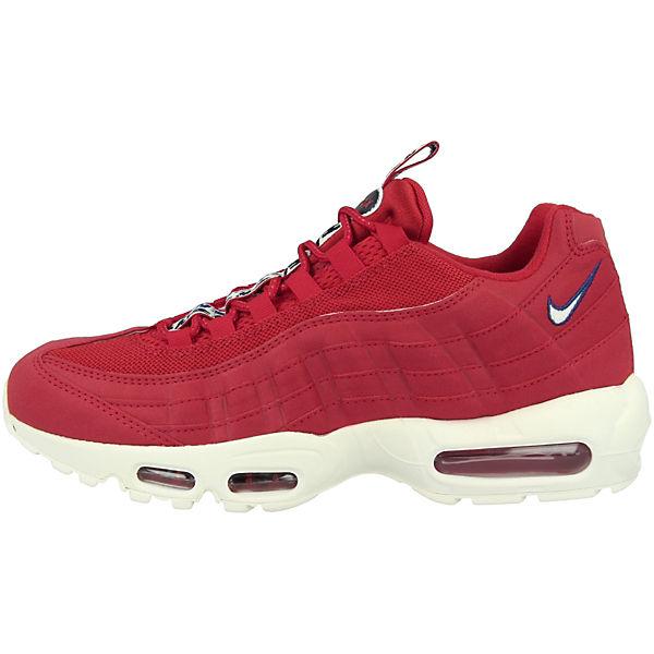 95 Max Sportswear rot Nike Low Sneakers Air g6wt4qxcq1