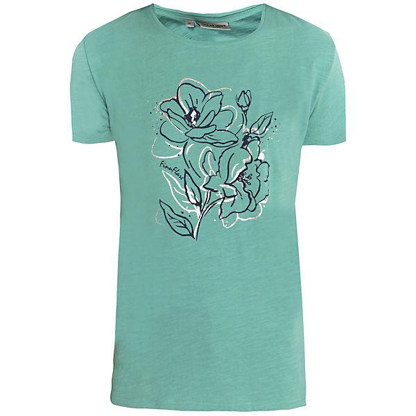 Finn Flare Finn Shirt grün T Shirt T Shirt Flare grün T Flare Finn T Finn Flare grün FqwF4rUWAX