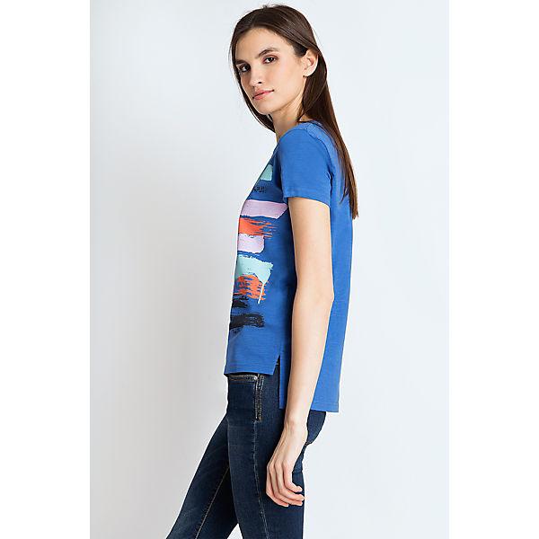 blau Finn Flare T Shirt Flare Finn w41Ogq