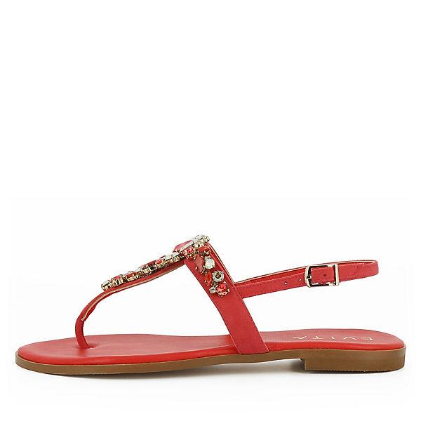 Evita Shoes,  OLIMPIA Klassische Sandalen, koralle  Shoes, Gute Qualität beliebte Schuhe 7d5580