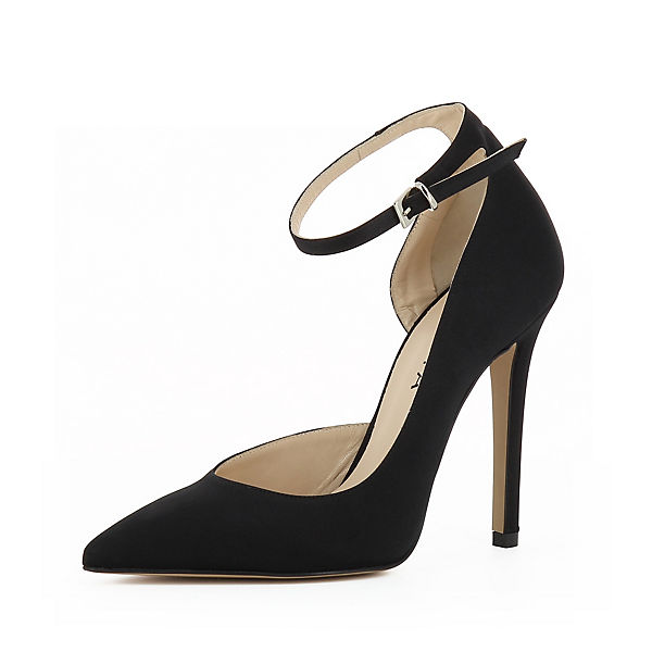 Pumps LISA Evita schwarz Klassische Shoes RxtR1TPzn