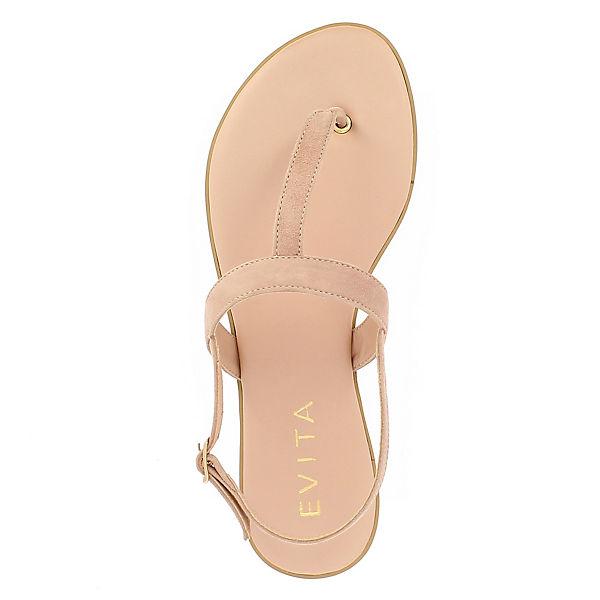 Evita Shoes,  OLIMPIA Klassische Sandalen, altrosa  Shoes, Gute Qualität beliebte Schuhe 80ac57