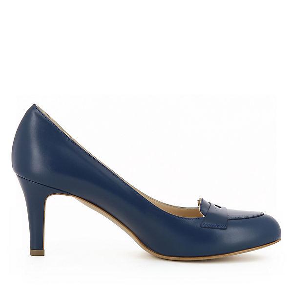Evita blau Shoes, BIANCA Klassische Pumps, blau Evita   808abc