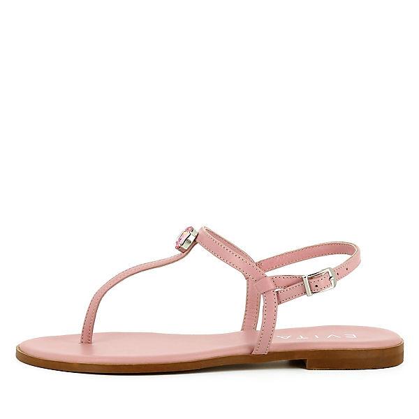 Evita Shoes, OLIMPIA Klassische Sandalen, Sandalen, Sandalen, rosa  Gute Qualität beliebte Schuhe ad63a3