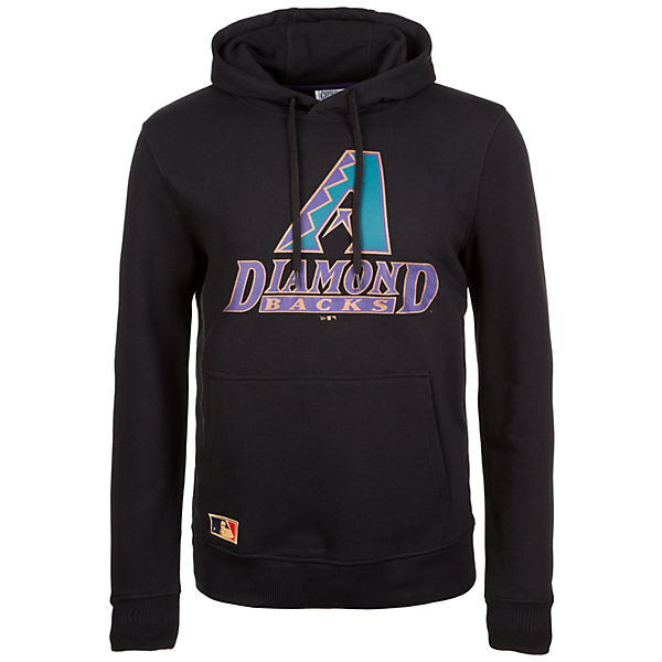 Era New schwarz Diamondbacks Arizona Herren Kapuzenpullover grün MLB qCxdCw46B