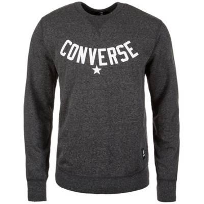 Converse Essential Pullover Hoodie Herren schwarz Herren