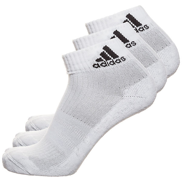 3 Stripes Performance Ankle Socken 3er Pack