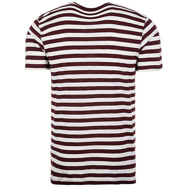 Herren Era College Shirt braun New T Pack COH6qxww0
