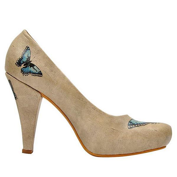Dogo Shoes, Change is Good Good Good Klassische Pumps, natur  Gute Qualität beliebte Schuhe 407f69