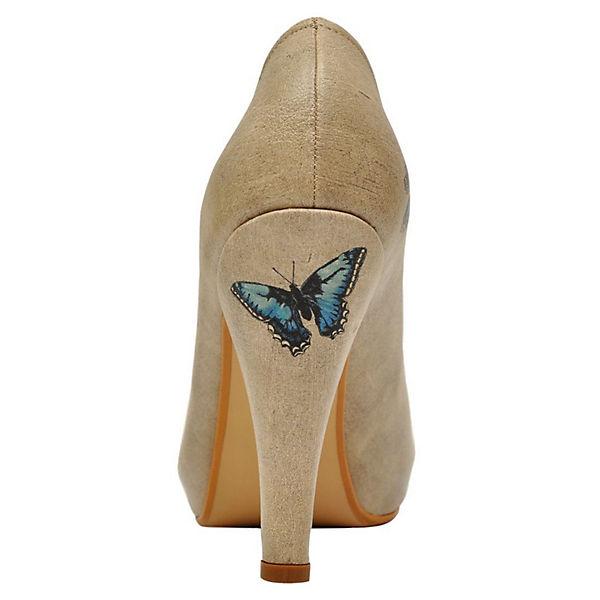 ... Dogo Shoes, Change is Good Klassische Pumps, natur is 497246 ... 3d8b3b3273