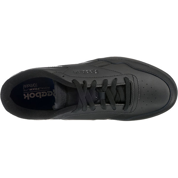 Techque Low Royal schwarz Reebok Sneakers T 4S1qw
