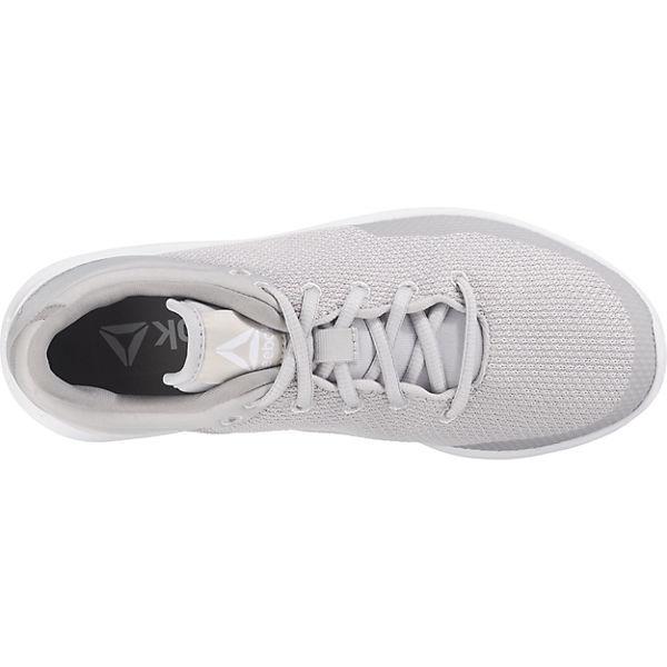 Reebok, hellgrau Studio Basics Sneakers Low, hellgrau Reebok,   bba56a