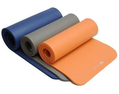 YogistarFitness 10mm Gym yogamattenBlau 10mm Basis