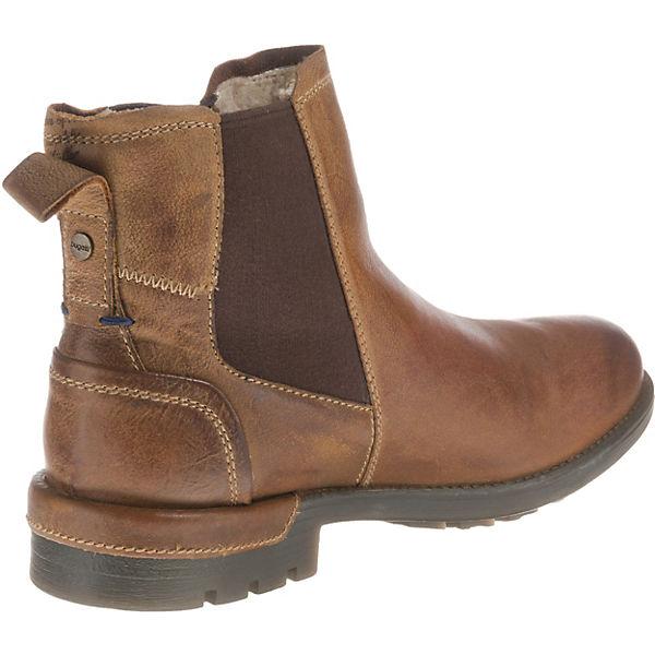 bugatti, Sato Revo Winterstiefeletten, braun Schuhe  Gute Qualität beliebte Schuhe braun be9cd9