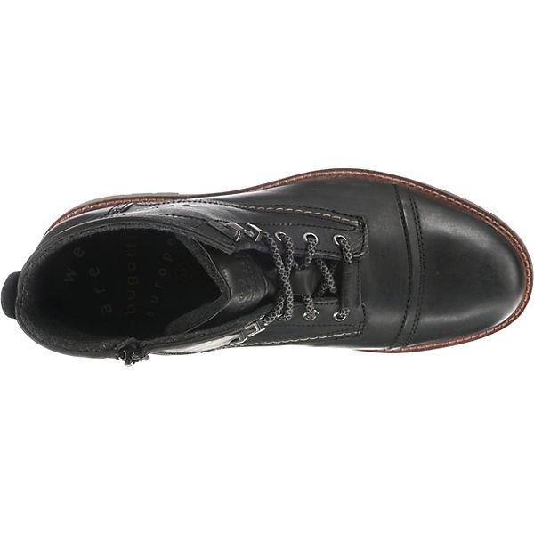 bugatti schwarz Tiziano schwarz bugatti Schnürstiefeletten Tiziano Schnürstiefeletten Schnürstiefeletten Tiziano bugatti wAdYAE