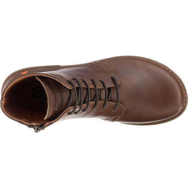 art,  Bergen Schnürstiefeletten, braun  art, Gute Qualität beliebte Schuhe 5a127c