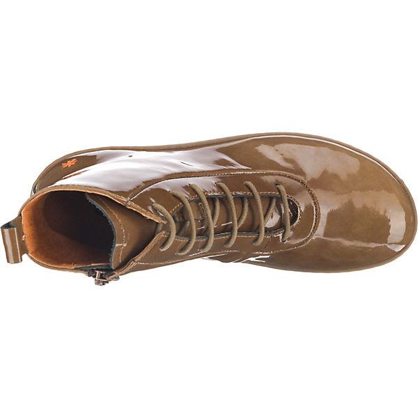 art, Antibes beliebte Schnürstiefeletten, grün-kombi  Gute Qualität beliebte Antibes Schuhe 2cfbe3