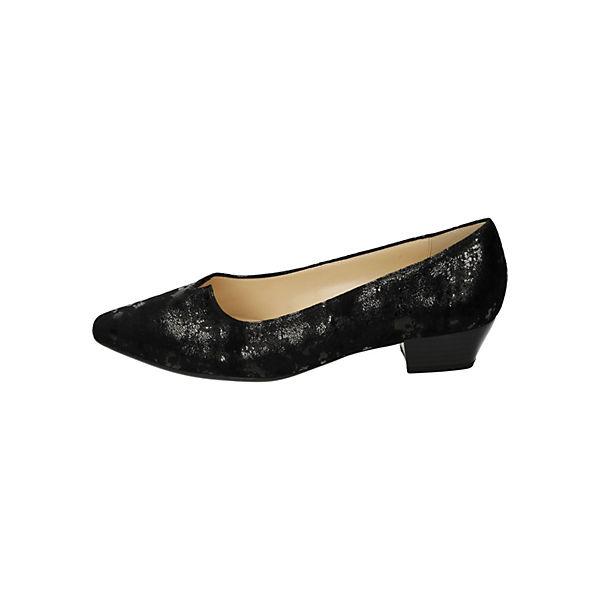 Gabor, Klassische Klassische Klassische Pumps, schwarz  Gute Qualität beliebte Schuhe 91cc6b