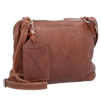 COWBOYSBAG, Bag Tiverton Umhängetasche Leder 24 cm Umhängetaschen, braun
