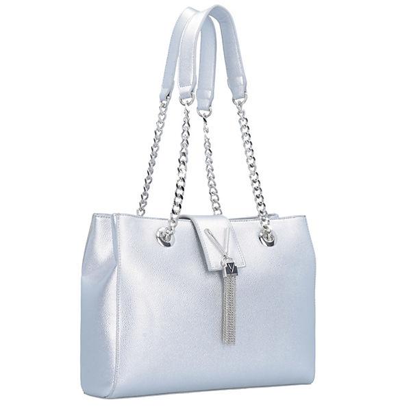 Handtaschen Divina Valentino Valentino Silber Divina 4Rj53AL
