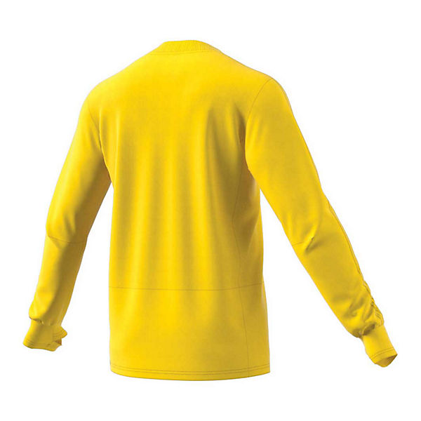 18 Material Player gelb Performance weiß Condivo CG0381 Focus aus adidas ClimaLite® Sweatshirts I04xAqx5