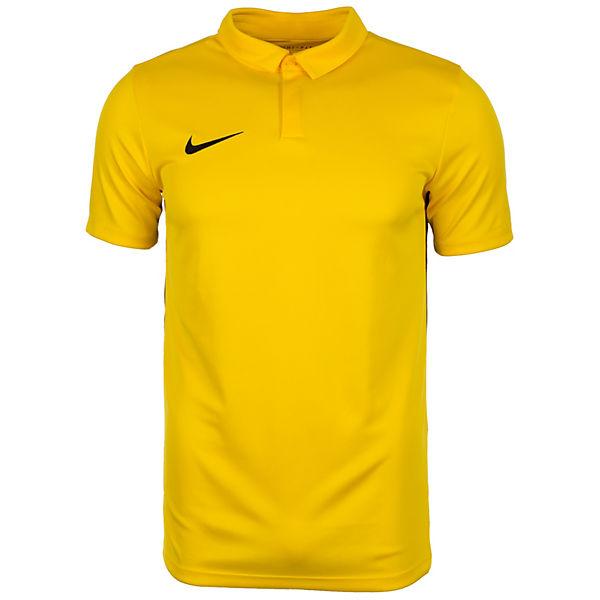 grau 899984 gelb NIKE Poloshirts Dry 18 Material Polo Academy 100 SS mit xxBwgP0fq6